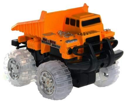 Игрушечный Самосвал Shantou Gepai Super power exploiter со светящимися колесами 3311