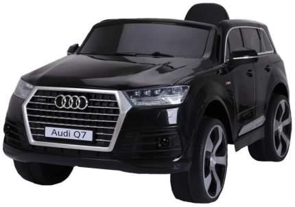 Электромобиль Shenzhen Toys Audi Q7 черный JJ2188B