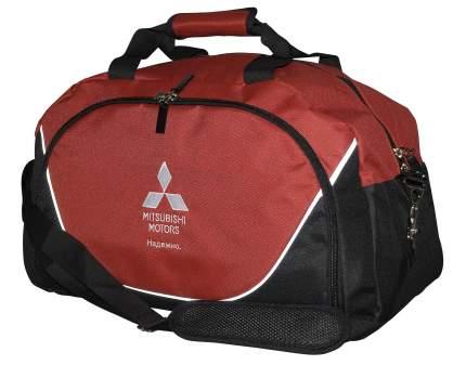 Спортивная сумка Mitsubishi RU000017 Black/Red
