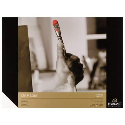 """Альбом для масла """"Rembrandt"""", 30x40 см, 10 листов"""