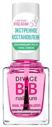 Средство для ухода за ногтями Divage BB Nail Cure Revitalizer 12 мл