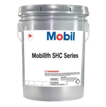 Специальная смазка для автомобиля mobil mobiltemp shc 100 18 кг 152634
