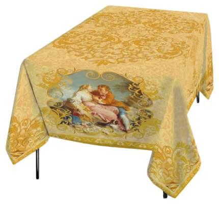 Скатерть Elegante Аморе Цвет: Золотой (120х150 см)