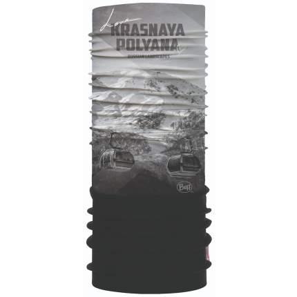 Шарф-труба Buff Krasnaya Poliana, krasnaya poliana, One Size