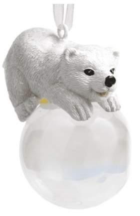 Новогоднее подвесное украшение Феникс-Презент Полярный мишка