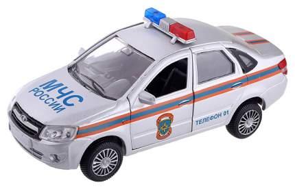 Коллекционная модель Lada Granta МЧС, 1:36