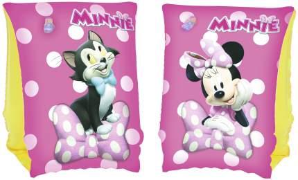 Нарукавники для плавания Minnie, 25 х 15 см Bestway