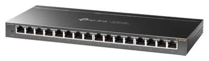 Коммутатор TP-LINK TL-SG116E Unmanaged Pro гигабитный 16-портовый коммутатор