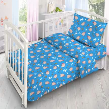 Детское Постельное белье Ночь Нежна Nuna Цвет: Голубой (110х140 см)