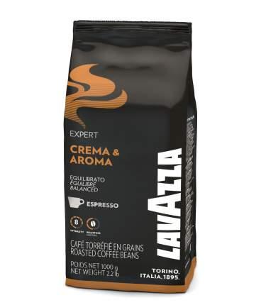 Кофе в зернах Lavazza expert crema aroma 1000 г
