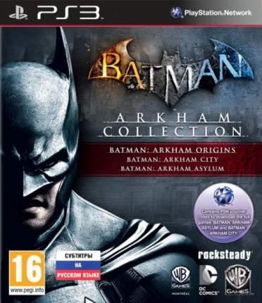 Игра для PlayStation 3 Batman Arkham Collection Arkham Trilogy