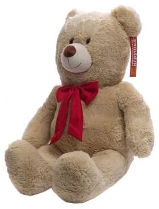"""Мягкая игрушка """"Медведь"""" с бантом, коричневый"""