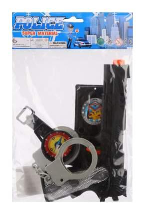 Игровой набор полиция, 5 предметов Наша игрушка