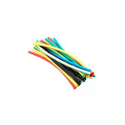 Термоусадка EKF ТУТ 2/1 набор:7 цветов по 3шт. 100мм. PROxima
