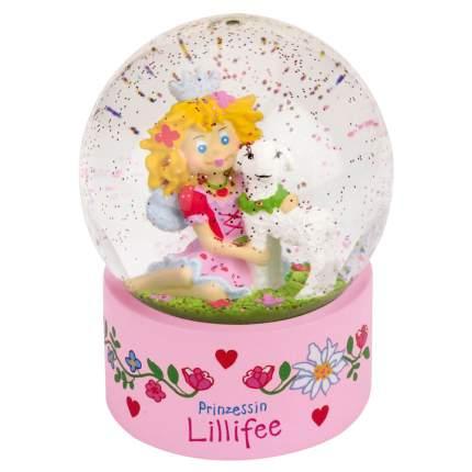 Снежный шар Принцезин Лиллифи. Prinzessin Lillifee 6x6x9,5 см