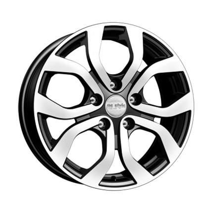 Колесный диск K&K Nissan Terrano КСr704 6,5/R16 5*114,3 ET50 d66,1 Алмаз-черный 65851