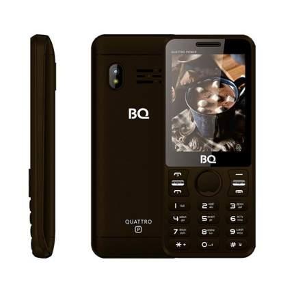 Мобильный телефон BQ 2812 QUATTRO POWER BROWN (4 SIM)