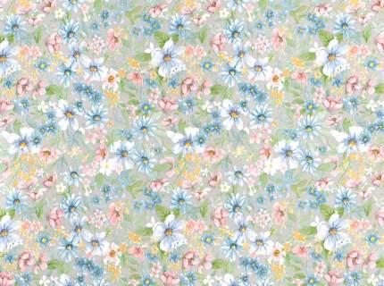 Пленка самоклеющаяся D-C-fix 2403-200 Декор поле цветов  15х0.45м