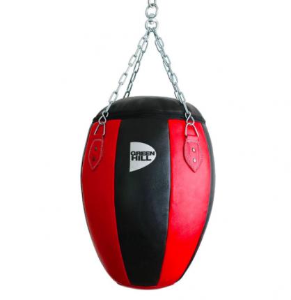 Груша Green Hill Best №5 60 см, 50 кг, черная/красная