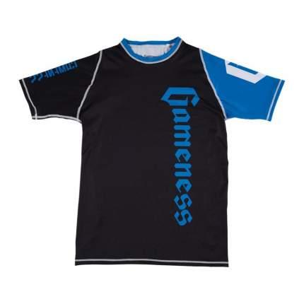 Рашгард Gameness Pro Rank Rashguard, blue, L INT