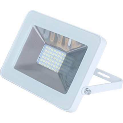 Прожектор SLIM LED 10W 4200K IP65 Белый Ecola 44433