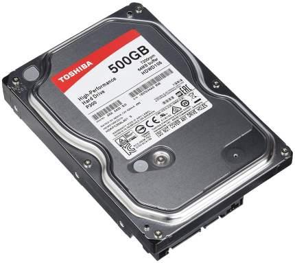 Внутренний жесткий диск Toshiba HDWD105UZSVA 500GB (HDWD105UZSVA)