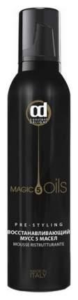Мусс для волос Constant Delight 5 MAGIC OILS Восстанавливающий 250 мл