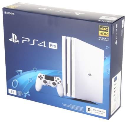 Игровая приставка Sony PlayStation 4 Pro Белый