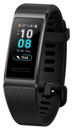 Смарт браслет Huawei Band 3 Pro Black/Black (TER-B19)