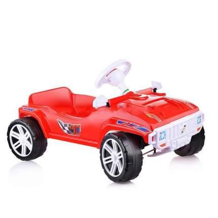 Педальная машина RACE MAXI Formula 1 ОР792 красный