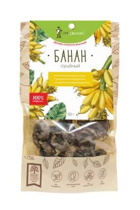 Банан Экофермер сушеный  90 г
