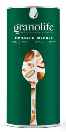 Гранола Granolife  миндаль-фундук 400 г