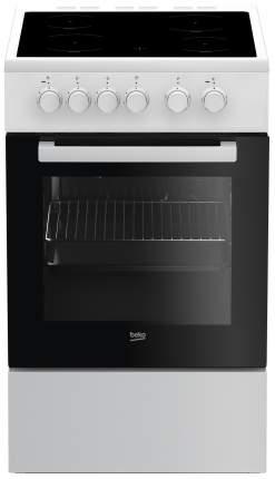 Электрическая плита Beko FSS 57000 GW White