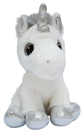Мягкая игрушка Aurora Единорог серебряный 20 см 150710K