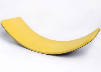 Балансборд для детей Bodobo желтый пробка