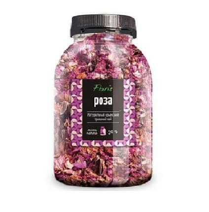 Чай Floris роза крымский из лепестков роз 50 г