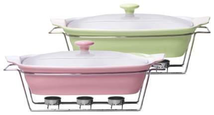 Мармит Kamille 6407 Белый, серебристый, зеленый, розовый