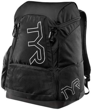 Рюкзак для плавания TYR Alliance LATBP45 45 л черный (022)