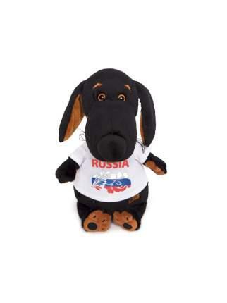 Мягкая игрушка BUDI BASA Собака Ваксон в ошейнике 29 см