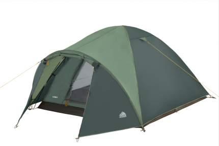 Палатка Trek Planet Palermo трехместная зеленая