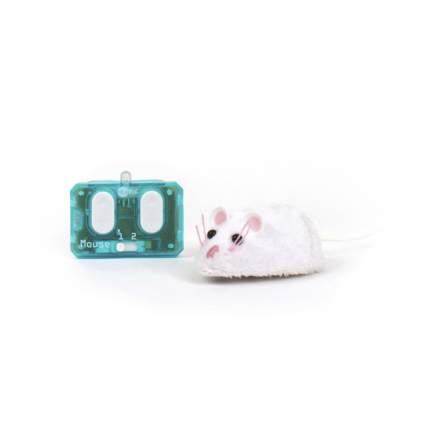 Микроробот Мышка Hexbug на ИК управлении белая