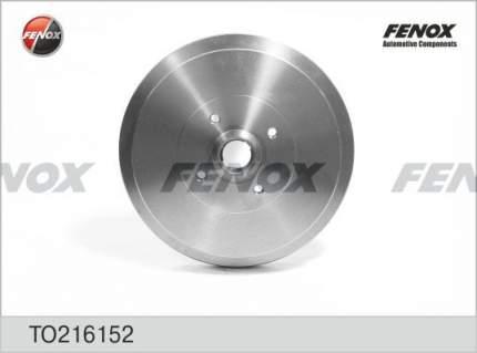 Барабан тормозной FENOX TO216152