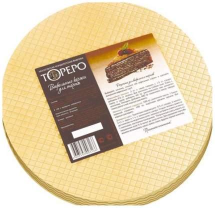 Коржи Тореро вафельные для торта 120г