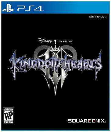 Игра для PlayStation 4 Kingdom Hearts III