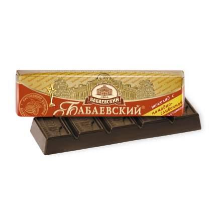 Шоколадный батончик Бабаевский темный с помадно-сливочной начинкой 50 г 20 штук
