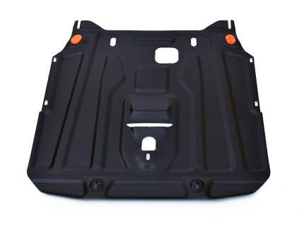 Защита картера, защита кпп АВС-Дизайн для Nissan (07.178.C3)
