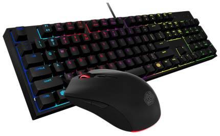 Комплект клавиатура и мышь Cooler Master MasterKeys Lite L GB-3040-KKMF1-RU