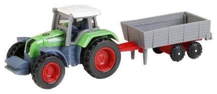 Технопарк Трактор сприцепом 17 см., арт. 1801C-1BCD-R