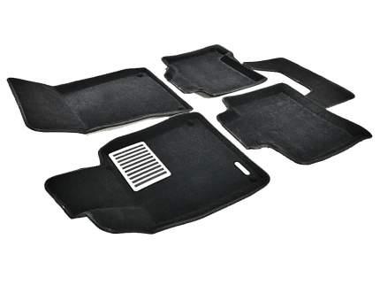 Комплект ковриков в салон автомобиля для Mercedes Euromat Original Lux (em3d-003515)