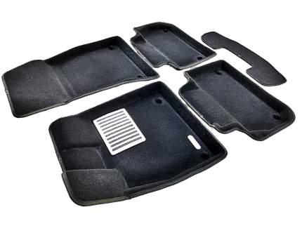 Комплект ковриков в салон автомобиля для Audi Euromat Original Lux (em3d-001101)